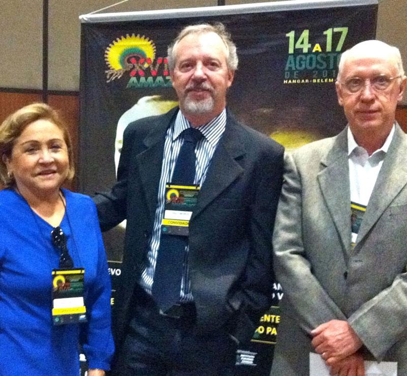 Dr. Raul dá aula em Congresso em Belém a convite da Sociedade Brasileira de Alergia Agosto de 2014